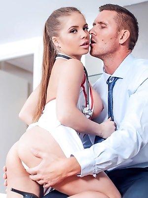 Meet Horny Slut Nurse Alessandra Jane